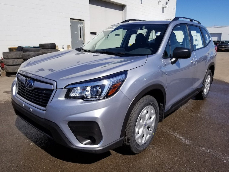 New 2019 Subaru Forester Standard SUV for sale in Brockport, NY at Spurr Subaru