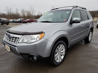 Used 2011 Subaru Forester 2.5X Premium w/All-Weather Pkg/TomTom Nav SUV for sale in Brockport at Spurr Subaru