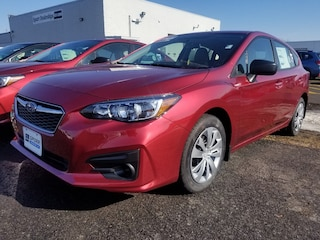 New 2019 Subaru Impreza 2.0i 5-door 4S3GTAA61K3721119 for sale in Brockport, NY at Spurr Subaru