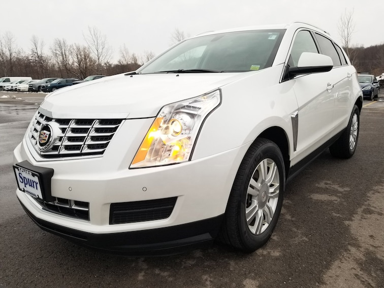 Used 2016 CADILLAC SRX Luxury Collection SUV for sale in Brockport, NY at Spurr Subaru