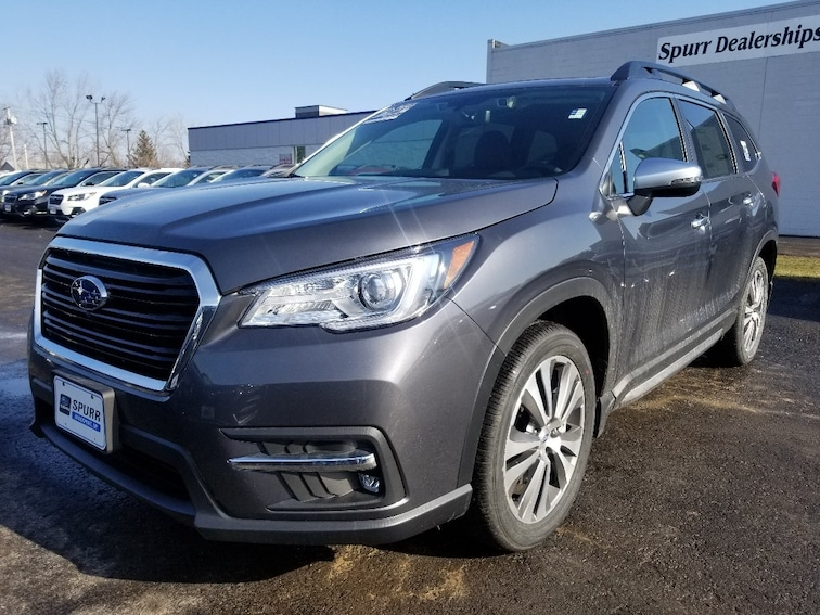 New 2019 Subaru Ascent Touring 7-Passenger SUV for sale in Brockport, NY at Spurr Subaru