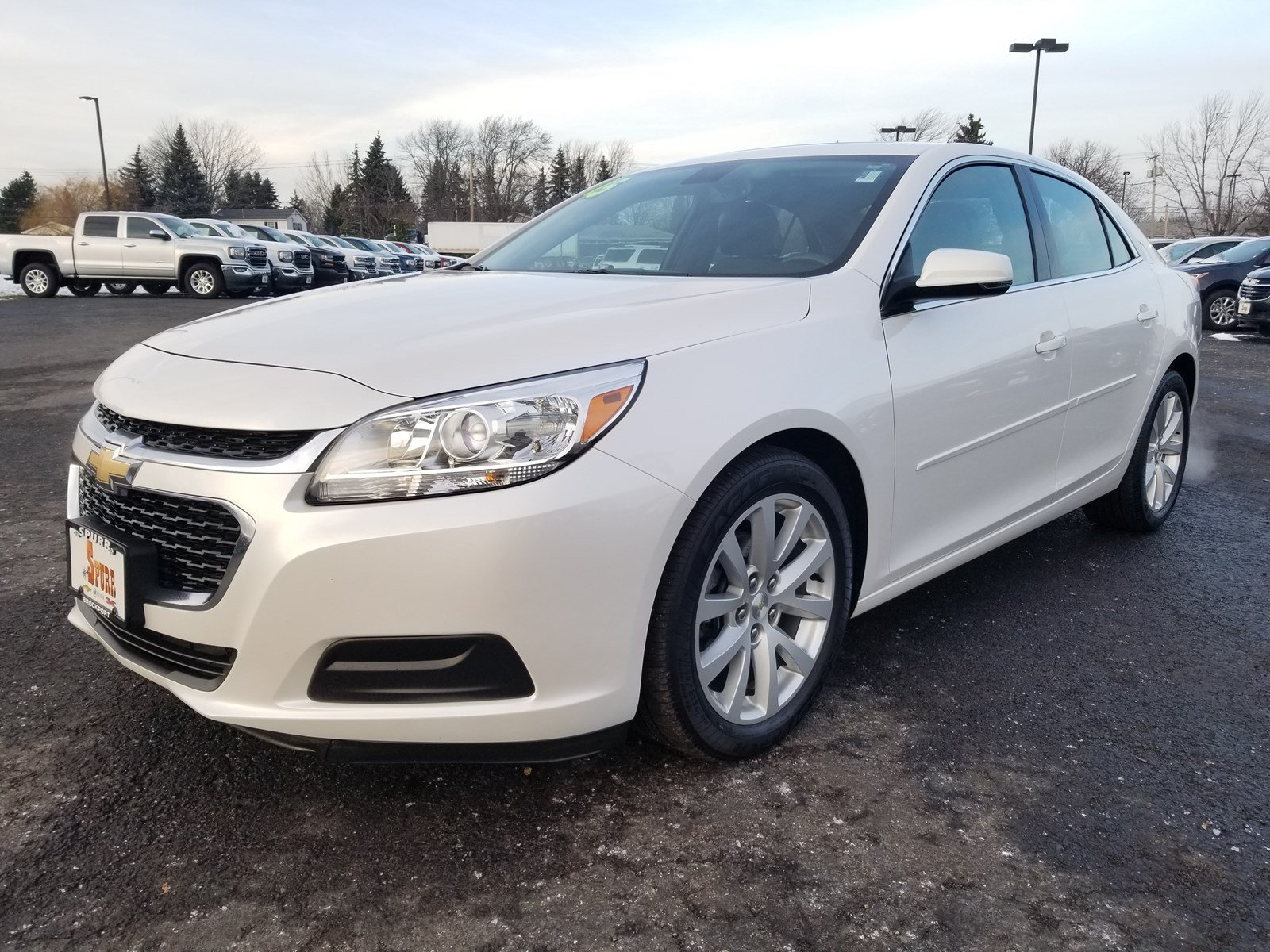 Used 2015 Chevrolet Malibu For Sale in Brockport Near Rochester NY