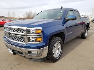 2015 Chevrolet Silverado 1500 LT Truck Double Cab 1GCVKREC8FZ402974 for sale in Brockport, NY at Spurr Subaru