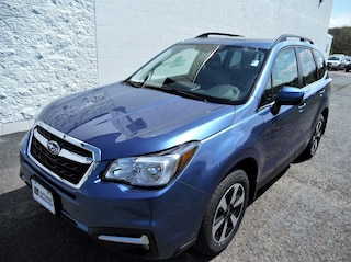 Used 2018 Subaru Forester 2.5i Limited SUV for sale in Brockport at Spurr Subaru