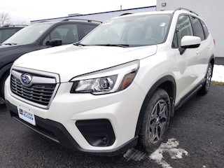 New 2019 Subaru Forester Premium SUV JF2SKAECXKH483935 for sale in Brockport, NY at Spurr Subaru