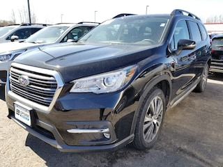 New 2019 Subaru Ascent Limited 7-Passenger SUV 4S4WMAPD1K3455014 for sale in Brockport, NY at Spurr Subaru