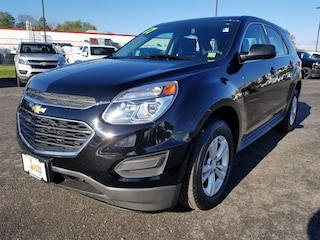 2017 Chevrolet Equinox LS SUV 2GNALBEK5H1571363 for sale in Brockport, NY at Spurr Subaru