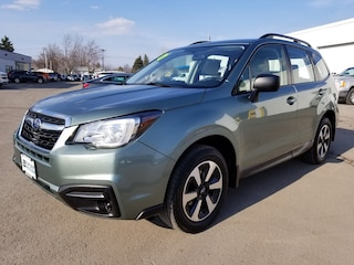 Used 2017 Subaru Forester 2.5i SUV for sale in Brockport at Spurr Subaru