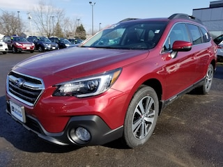 New 2019 Subaru Outback 2.5i Limited SUV 4S4BSANC6K3278765 for sale in Brockport, NY at Spurr Subaru