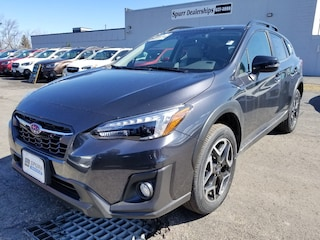 New 2019 Subaru Crosstrek 2.0i Limited SUV JF2GTANC7KH281699 for sale in Brockport, NY at Spurr Subaru