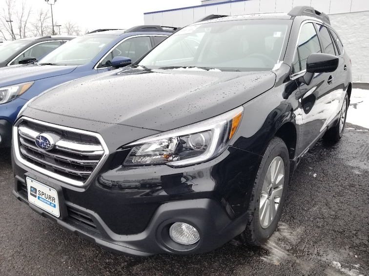 New 2019 Subaru Outback 2.5i Premium SUV for sale in Brockport, NY at Spurr Subaru