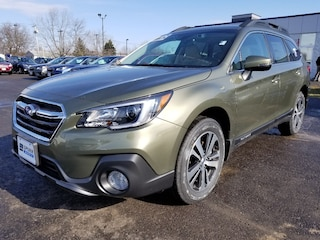 New 2019 Subaru Outback 2.5i Limited SUV 4S4BSAJC3K3277451 for sale in Brockport, NY at Spurr Subaru