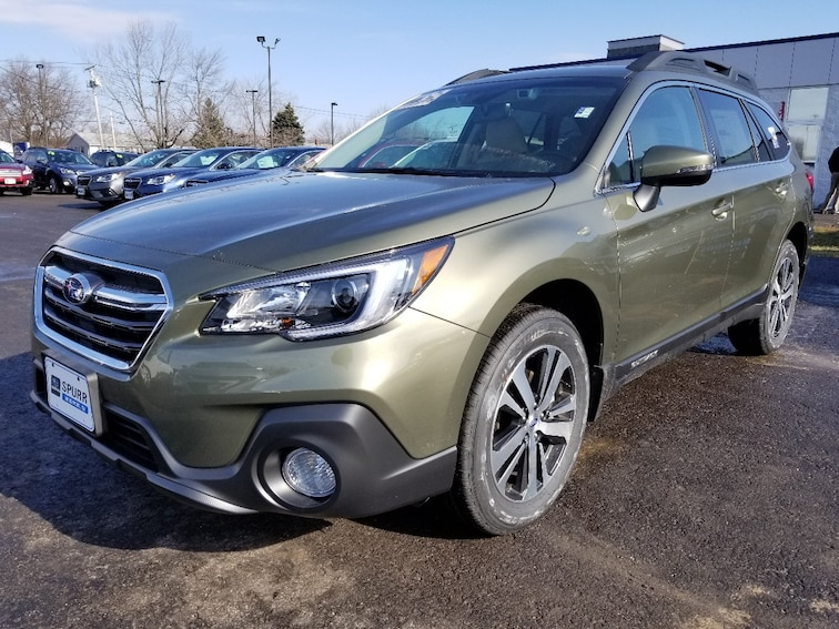 New 2019 Subaru Outback 2.5i Limited SUV for sale in Brockport, NY at Spurr Subaru