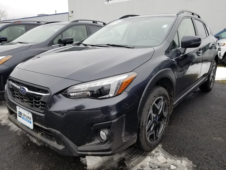New 2019 Subaru Crosstrek 2.0i Limited SUV for sale in Brockport, NY at Spurr Subaru