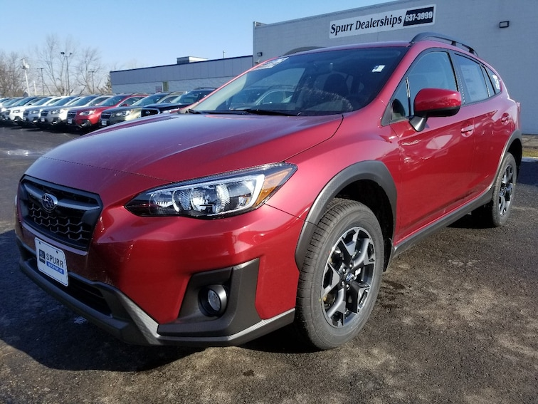 New 2019 Subaru Crosstrek 2.0i Premium SUV for sale in Brockport, NY at Spurr Subaru