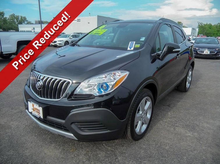 Used 2016 Buick Encore For Sale In Brockport Near Rochester Ny