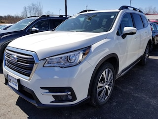 New 2019 Subaru Ascent Limited 7-Passenger SUV 4S4WMAPD8K3455432 for sale in Brockport, NY at Spurr Subaru