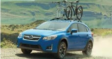 Learn about the Subaru Crosstrek's Flexible Space & Integrated Roof Rails