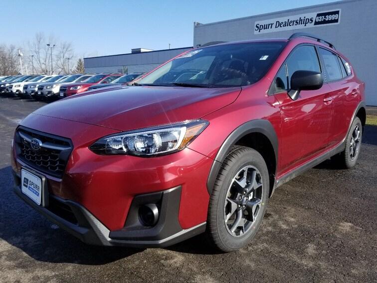 New 2019 Subaru Crosstrek 2.0i SUV for sale in Brockport, NY at Spurr Subaru