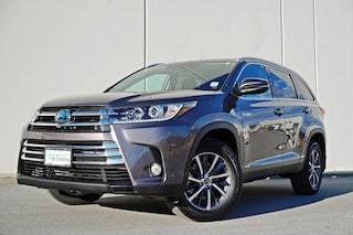 2019 Toyota Highlander Hybrid XLE AWD Hybrid SUV