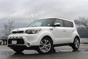 2015 Kia Soul EX+ ECO Automatic with 40,270 kilometres
