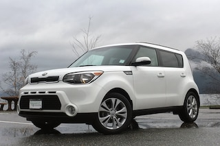 2015 Kia Soul EX+ ECO Automatic with 40, 270 kilometres Hatchback