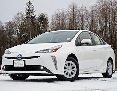 2019 Toyota Prius With All Wheel Drive - New for 2019 Hatchback