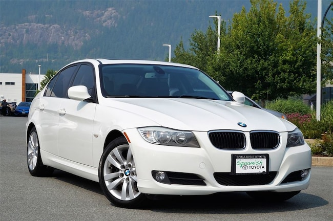 2011 BMW 3 Series Sedan Automatic with 110000km Sedan