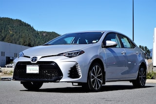 2019 Toyota Corolla SE Upgrade 6-Speed Manual Sedan