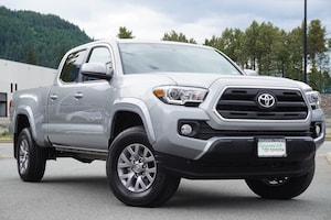 2019 Toyota Tacoma 4WD Double Cab SR5 4WD - Lease for $488/month $0 Down