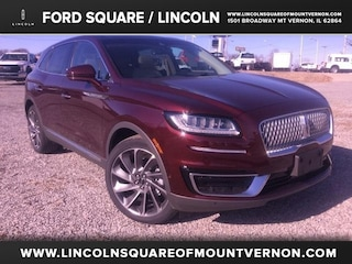 2019 Lincoln Nautilus FWD Reserve Sport Utility