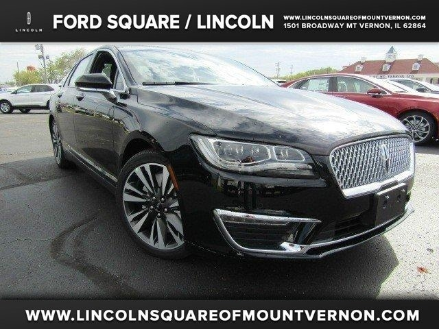 2017 Lincoln MKZ Reserve FWD Sedan