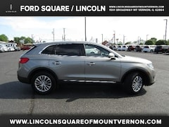 2016 Lincoln MKX AWD 4dr Select SUV