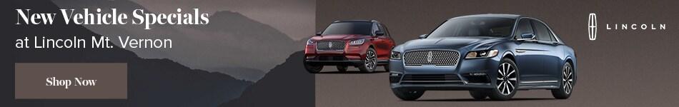 New Vehicle Specials - January