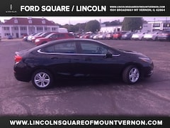 2017 Chevrolet Cruze 4dr Sdn 1.4L LT w/1SD Sedan