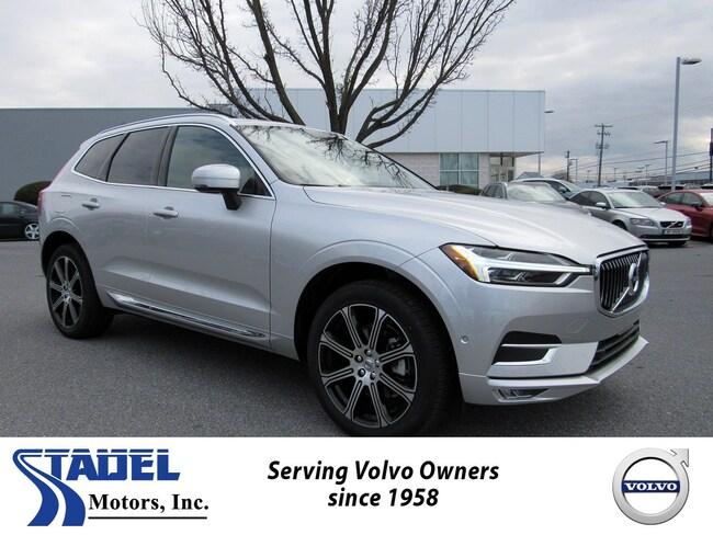 New 2019 Volvo XC60 T5 Inscription SUV Near Lancaster, PA