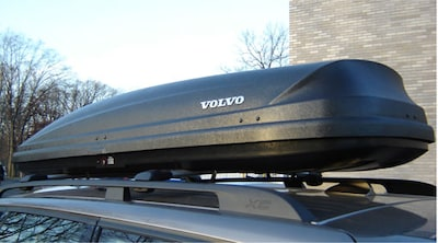 Plan Ahead for Summer Travels - Resv a roof top Cargo Box rental now!