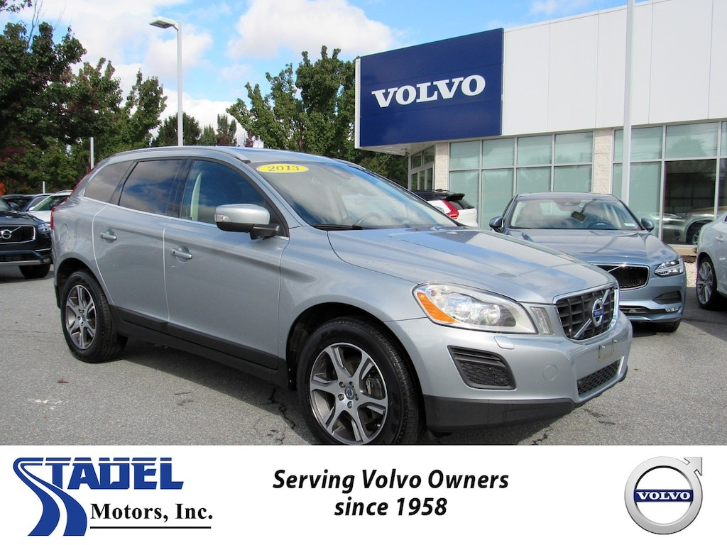 Used 2013 Volvo XC60 T6 Premier Plus For Sale in East Petersburg, PA   Near Lancaster, Lititz & Ephrata, PA   VIN# YV4902DZ1D2370103