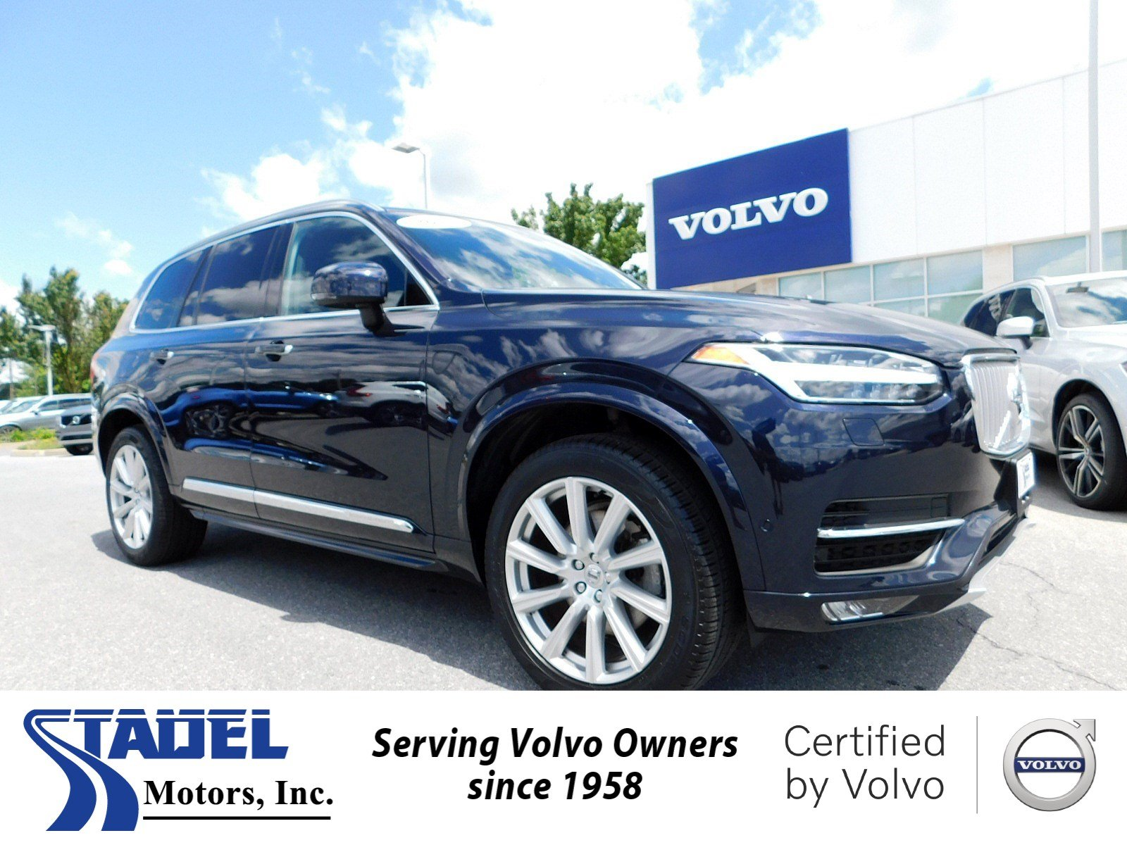 Certified 2017 Volvo Xc90 Inscription For Sale In East Petersburg Pa Vin Yv4a22pl8h1164822
