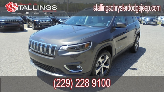 New 2019 Jeep Cherokee LIMITED FWD Sport Utility in Thomasville, GA
