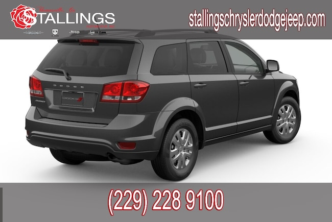 New 2019 Dodge Journey SE Sport Utility in Thomasville, GA