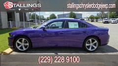 New 2018 Dodge Charger SXT PLUS RWD - LEATHER Sedan in Thomasville, GA