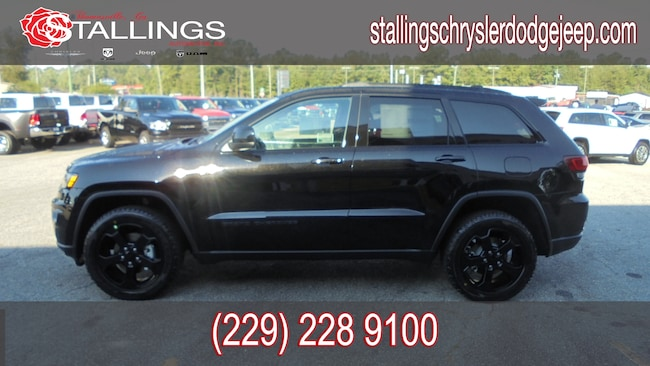 New 2018 Jeep Grand Cherokee UPLAND 4X4 Sport Utility in Thomasville, GA