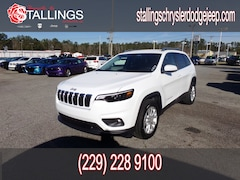 2019 Jeep Cherokee LATITUDE FWD Sport Utility for sale in Cairo, GA at Stallings Motors