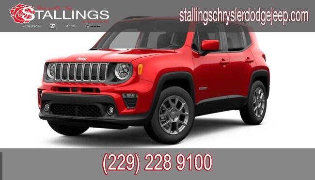 New 2019 Jeep Renegade LATITUDE 4X2 Sport Utility in Thomasville, GA