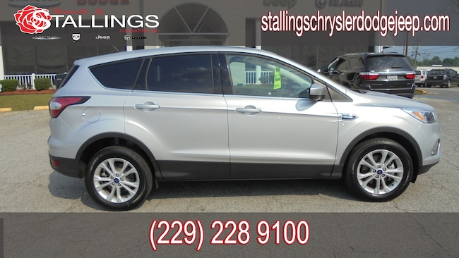 Used 2017 Ford Escape SE SUV for sale in Cairo, GA at Stallings Motors