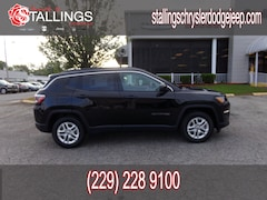 2019 Jeep Compass SPORT FWD Sport Utility for sale in Cairo, GA at Stallings Motors