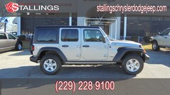 2019 Jeep Wrangler UNLIMITED SPORT S 4X4 Sport Utility for sale in Cairo, GA at Stallings Motors