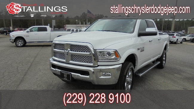 New 2018 Ram 2500 LARAMIE CREW CAB 4X4 6'4 BOX Crew Cab in Thomasville, GA