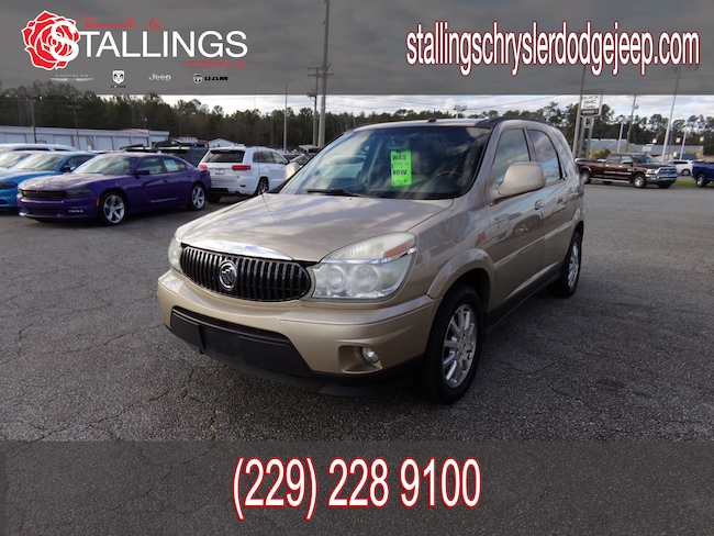 Used 2006 Buick Rendezvous SUV for sale in Cairo, GA at Stallings Motors